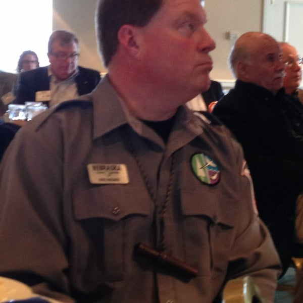 Photo taken at The Rotary Club of Omaha Meetings by Todd M. on 3/27/2013