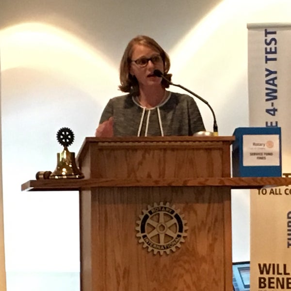 Photo taken at The Rotary Club of Omaha Meetings by Todd M. on 6/22/2016
