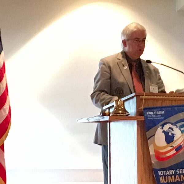 Photo taken at The Rotary Club of Omaha Meetings by Todd M. on 7/6/2016
