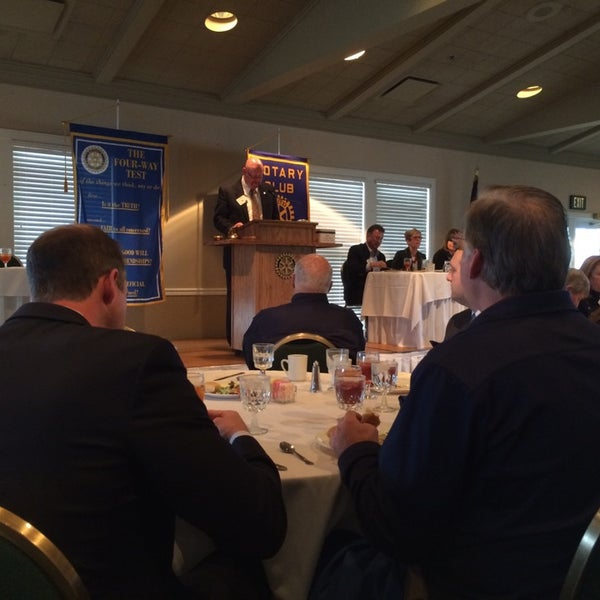 Photo taken at The Rotary Club of Omaha Meetings by Todd M. on 11/5/2014