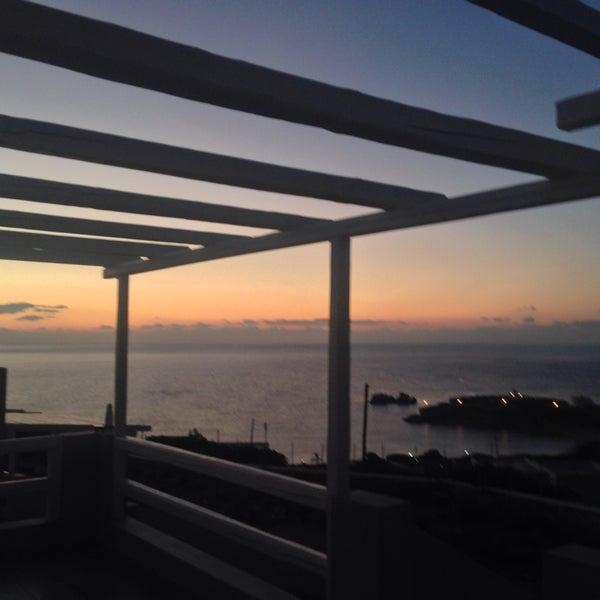 Photo taken at Silene Villas Hotel by Marianna V. on 11/17/2014