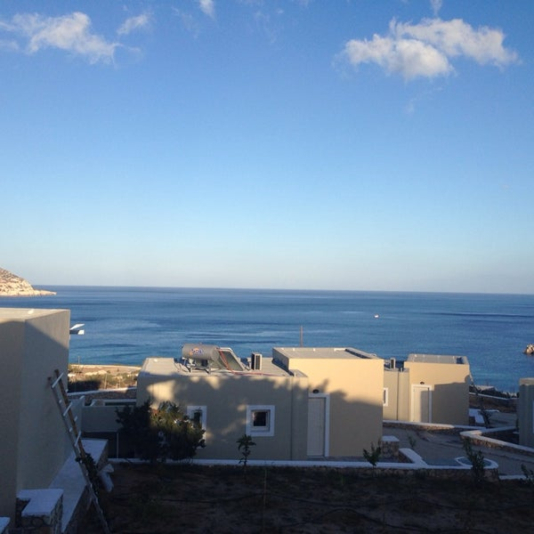 Photo taken at Silene Villas Hotel by Marianna V. on 6/2/2014