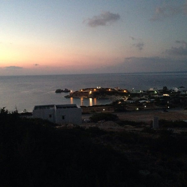 Photo taken at Silene Villas Hotel by Marianna V. on 9/17/2014