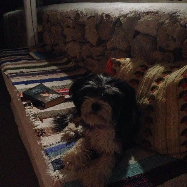 Photo taken at Silene Villas Hotel by Marianna V. on 8/21/2014
