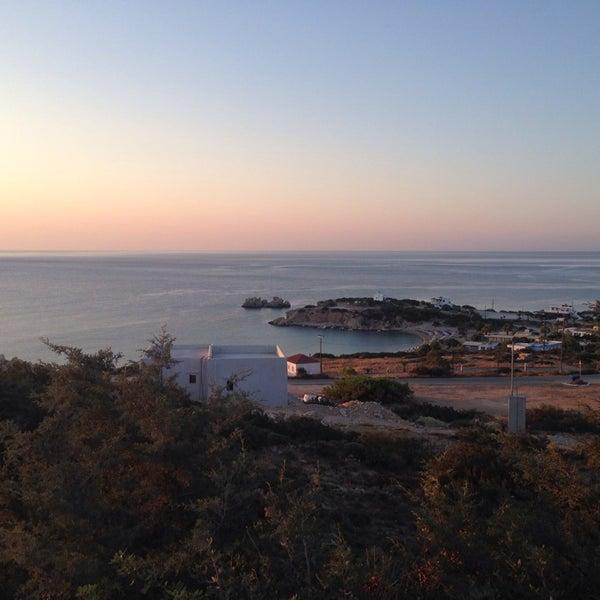 Photo taken at Silene Villas Hotel by Marianna V. on 8/15/2014
