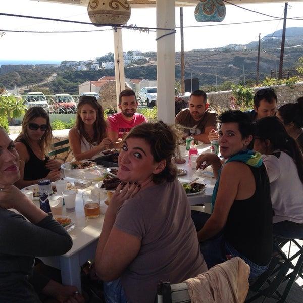 Photo taken at Silene Villas Hotel by Marianna V. on 10/21/2014