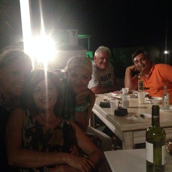 Photo taken at Silene Villas Hotel by Marianna V. on 7/25/2014