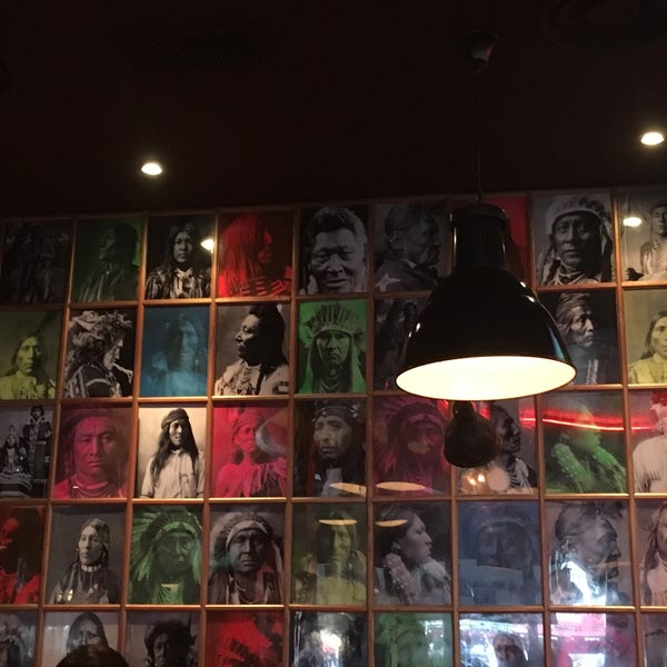 Photo taken at Indiana Café – République by Aykut F. on 6/13/2016