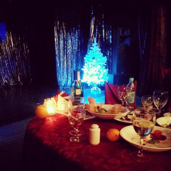 Снимок сделан в Театр-кабаре на Коломенской/ The Private Theatre and Cabaret пользователем Инна К. 12/24/2014