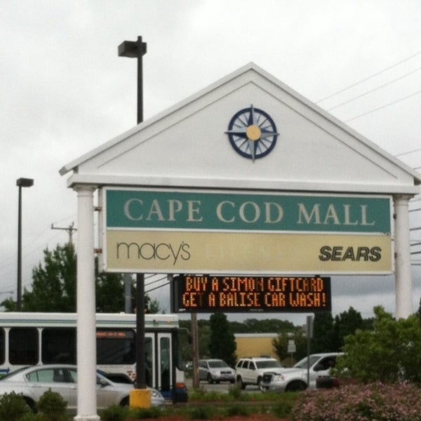 Cape Cod Mall Theater Part - 46: Foursquare