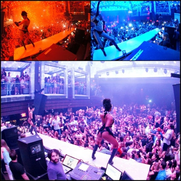 Photo taken at LIV Miami by Purple M. on 1/11/2013