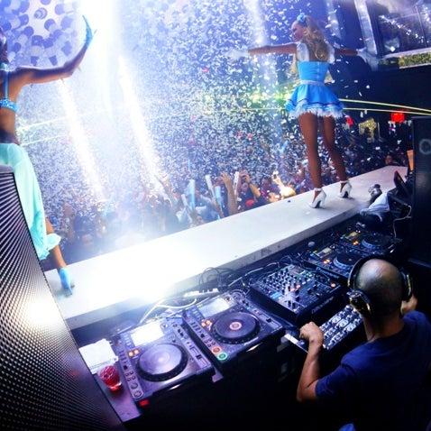 Photo taken at LIV Miami by Purple M. on 10/27/2012
