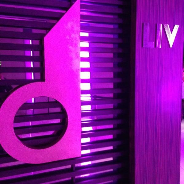 Photo taken at LIV Miami by Purple M. on 3/20/2013