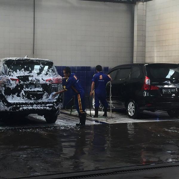 C Car Wash Sudirman
