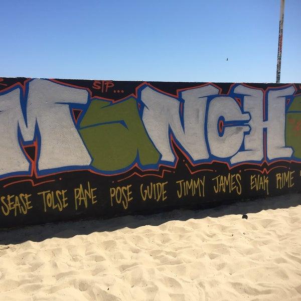 Photos at Venice Public Graffiti Art Walls - Venice Beach - 16 tips