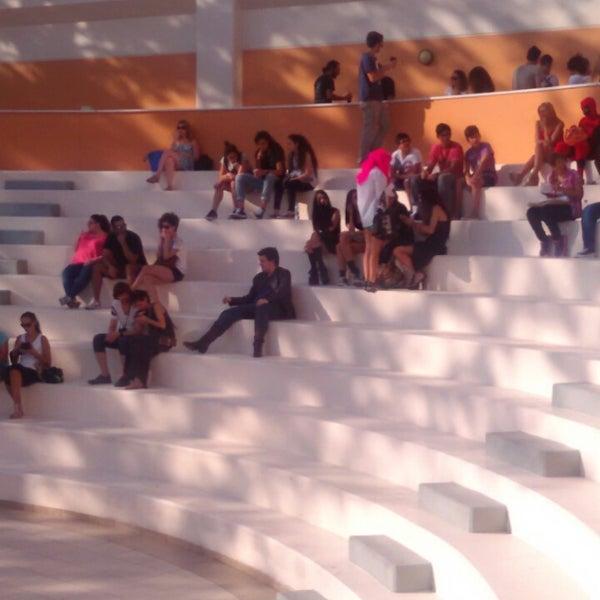 Foto diambil di European University Cyprus oleh Alyona T. pada 9/13/2014