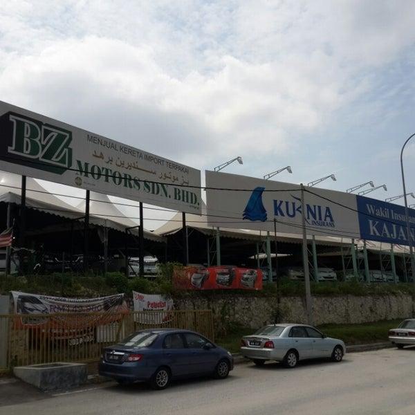 Auto Dealership In Kajang