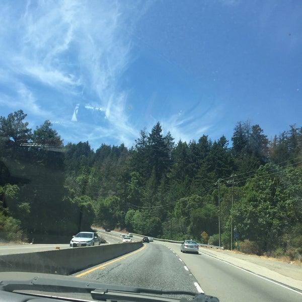 Photo taken at Santa Cruz Mountains by Tess C. on 6/10/2016