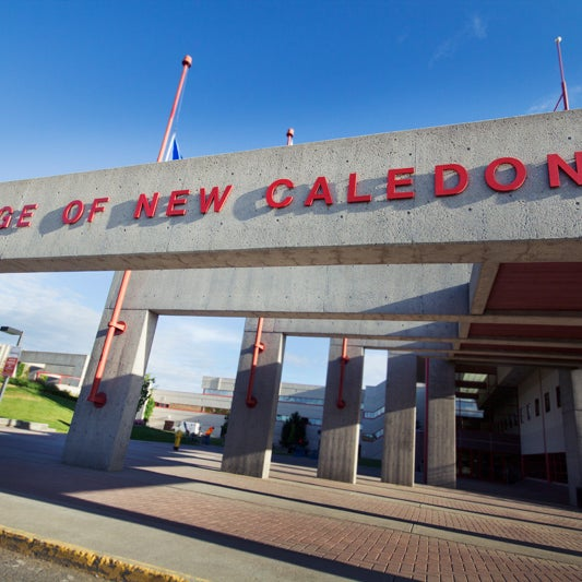 Photo taken at College of New Caledonia by College of New Caledonia on 6/16/2014