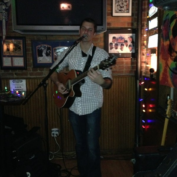 Photo taken at Max's on Main by Marcelle on 1/6/2013