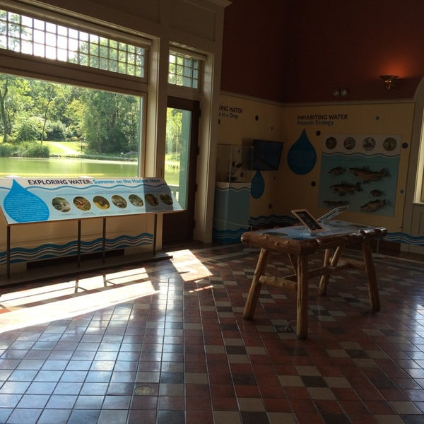 Photo taken at The Charles A. Dana Discovery Center by Marcelle on 9/7/2014