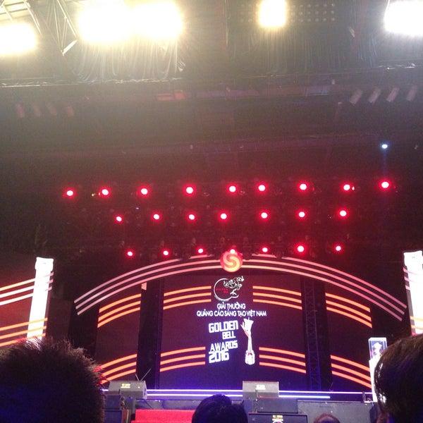 Photo taken at Trung tâm Ca nhạc Lan Anh by Xi Muoi on 11/25/2016