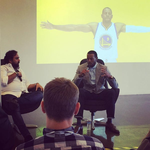 Photo taken at Jawbone HQ by James G. on 9/23/2015