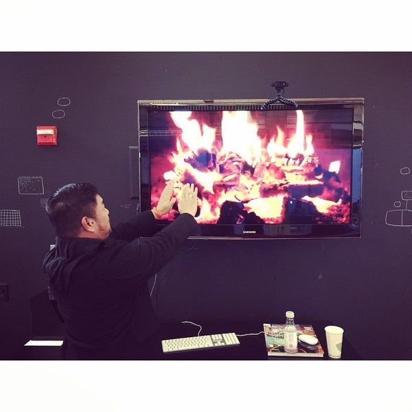 Photo taken at Jawbone HQ by James G. on 12/13/2014