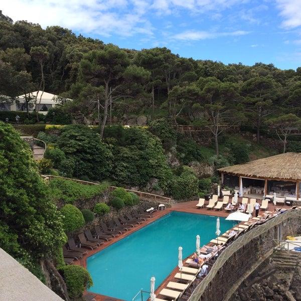 Foto scattata a Mezzatorre Resort & Spa da Julia P. il 5/4/2014
