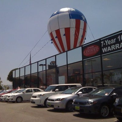 Photo Taken At Penske Toyota Of West Covina By Penske Toyota Of West Covina  On 2