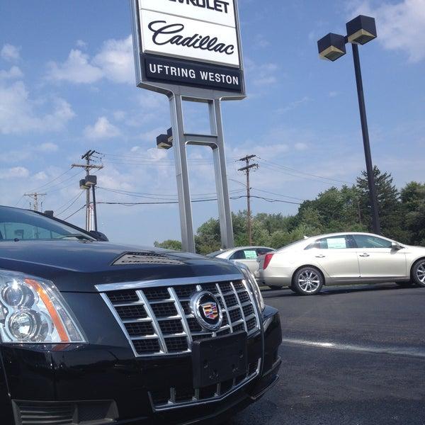 Uftring Weston Chevrolet Cadillac - Peoria, IL