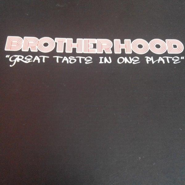 Photo taken at Brotherhood Western&Grill by farizan b. on 1/24/2015