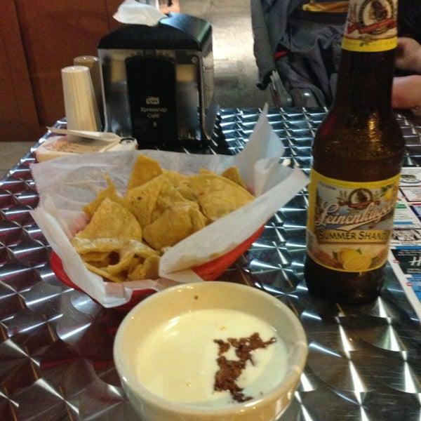 Photo taken at Tia Cori's Tacos by Mario H. on 7/28/2013