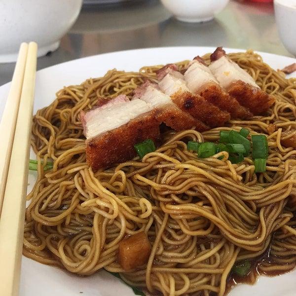 Photo taken at Restoran Chan Meng Kee (陈明记面家) by inkmarksofsu on 7/26/2015