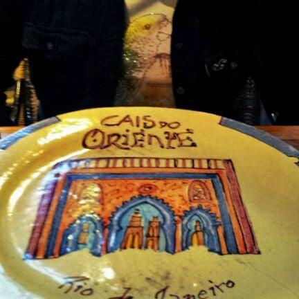 Photo taken at Cais do Oriente by Karolyne F. on 6/23/2012
