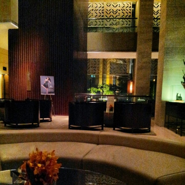 Photo taken at The Westin by Behzad A. on 11/12/2012