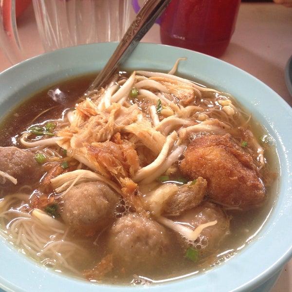 Indonesian Food in Malaysia