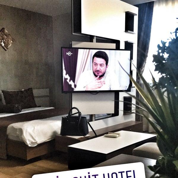 4/16/2018 tarihinde 🦋 özℓєм 🦋ziyaretçi tarafından Liv Suit Hotel'de çekilen fotoğraf