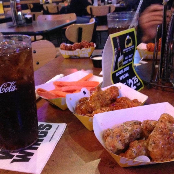 Buffalo Wild Wings offers wings, beer & sports with locations throughout the US. With 16 sauces, 30 beers on tap, and more flat screens than you can count, B-Dubs is the ultimate social experience for sports fans. History. Established in It all started in with one restaurant in Canton, OH.3/5(32).
