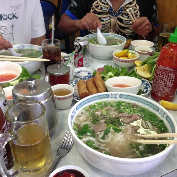 Best Vietnamese Food San Jose