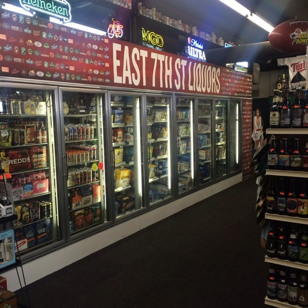 Photo taken at East 7th Liquor by Inder B. on 4/14/2014