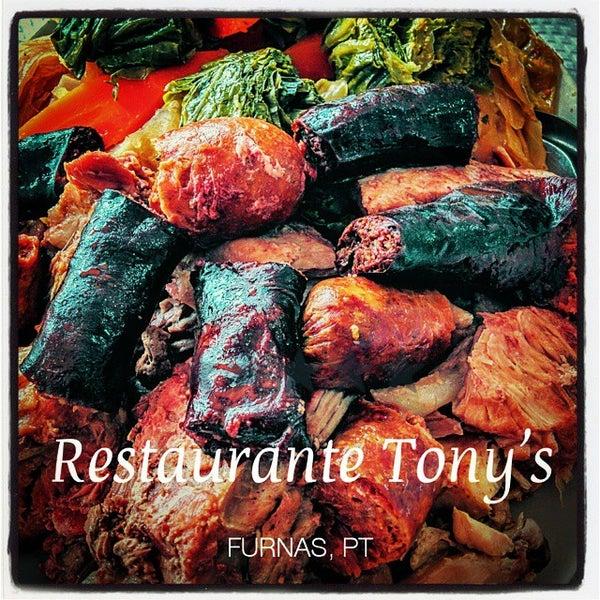 Foto tirada no(a) Restaurante Tony's por Carlos C. em 7/2/2015
