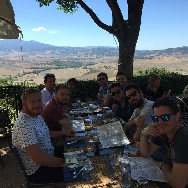 Photos at Rist. Terrazza Val D\'Orcia - Italian Restaurant in Pienza