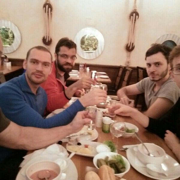 Снимок сделан в Admiral Restaurant пользователем Vir O. 10/30/2015