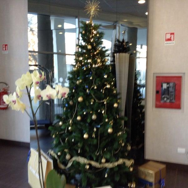 Foto scattata a Hotel Arcimboldi da Алла Ю. il 12/30/2014