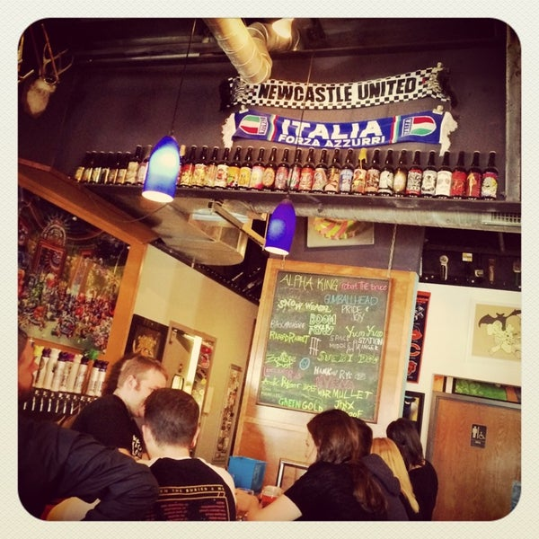 Photo taken at 3 Floyds Brewery & Pub by Pocket S. on 4/21/2014