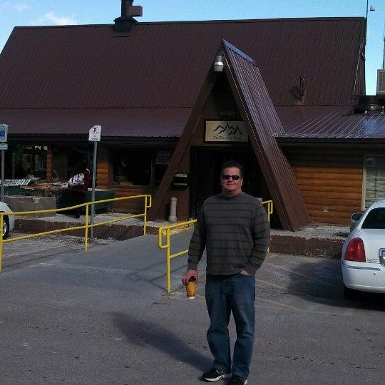 Photo taken at Mt Charleston Lodge by Tania M. on 2/23/2013