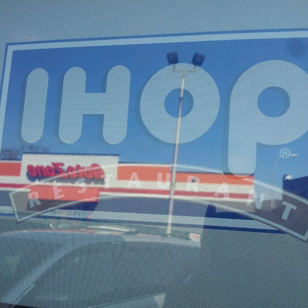 Photo taken at IHOP by Kevin B. on 4/19/2014