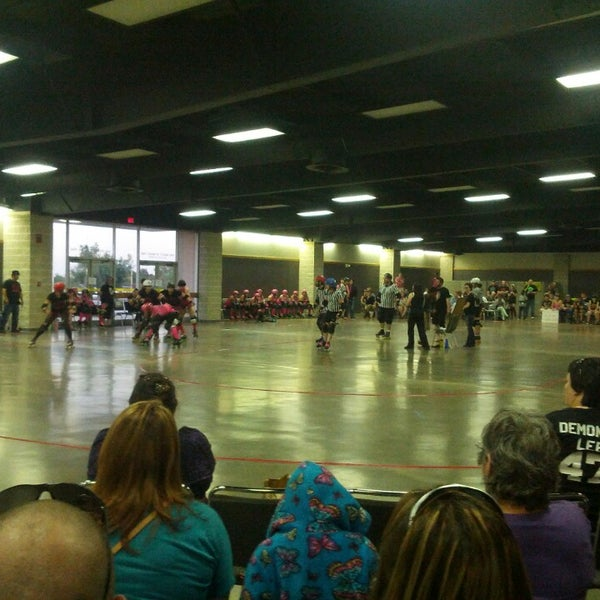 Photo taken at Bell County Expo Center by Justin K. on 5/5/2013