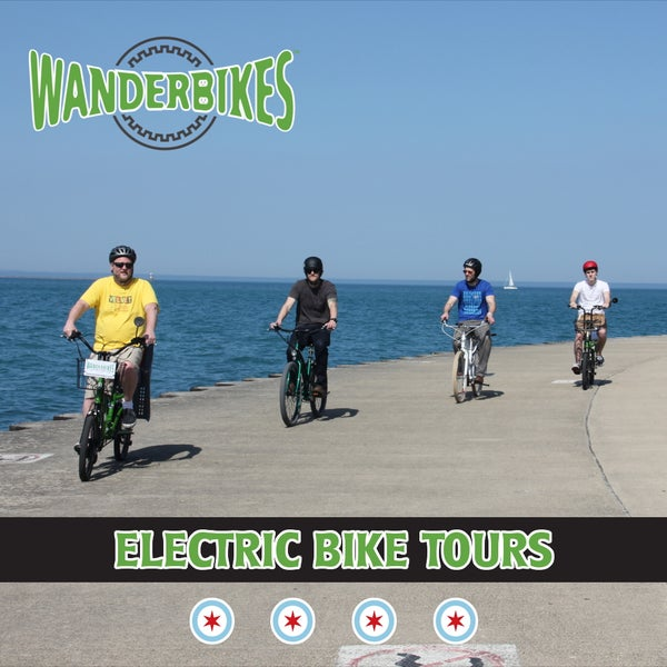Wanderbikes Chicago Electric Bikes Grant Park 0 Tips